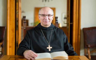 Cirill főapát úr imádsága a járvány idején