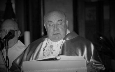 Elhunyt Herendi János atya (Gy59) diáktársunk, nyugalmazott plébános