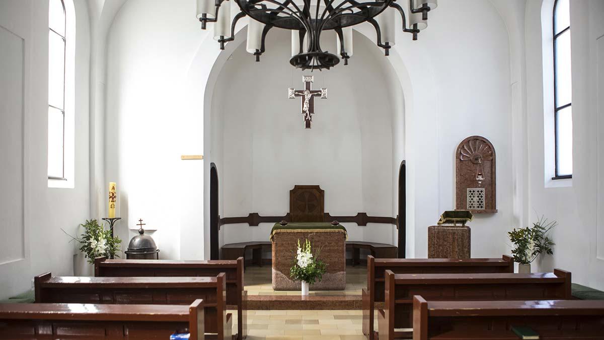 Szent Szabina Kápolna